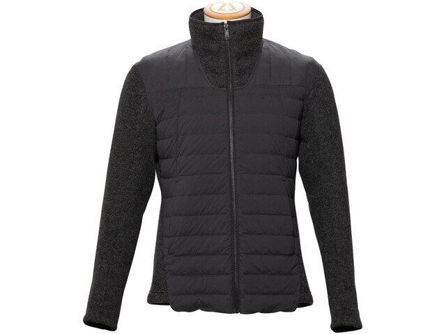 Alchemy Equipment Tecnowool Hybrid Jacke Herren charcoal